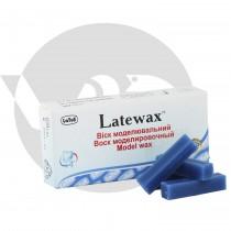 """Латевакс Ординар (Latewax, """"Латус"""") воск моделировочный синий, упаковка 55г."""