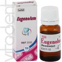 """Эвгенол (Eugenolum, """"Латус"""") бактерицидный ингридиент, 10г."""