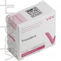 "Триоксидент (Trioxident, ""ВладМиВа"") для ретроградного пломбирования корневых каналов, 10х0,5г."