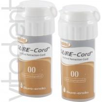 "Шур-Корд (Sure-Cord, ""Sure-Endo"") нить ретракционная без пропитки №00, 254см."