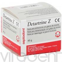"""Детартрин-Зет (Detartrine Z, """"Septodont"""") паста полировочная с церконием, 45г."""