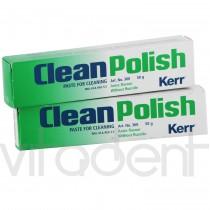 """Клин Полиш (Clean Polish, """"Kerr"""") паста полировочная, тюбик 50г."""