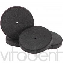 """Полиры СтилМастер (SteelMaster, """"NTI"""") для хромокобальтовых сплавов, черные/зеленые, 1шт."""