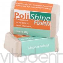 """ПолиШайн (PoliShine, """"ОЕМ-Польша"""") финишная полировочная паста, 50г."""