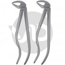 """Щипцы (""""Falcon"""") DE.800.331 экстракционные для удаления корней нижних зубов, 3мм."""
