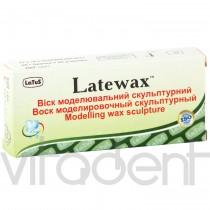 """Латевакс Скульпо (Latewax, """"Латус"""") воск скульптурный зеленый, упаковка 55г."""