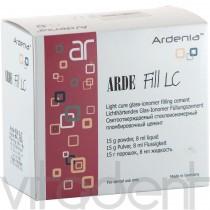 "Арде Фил ЛЦ (Arde Fill LC, ""Ardenia"") цемент светоотверждаемый двухкомпонентный, 15г+8мл."