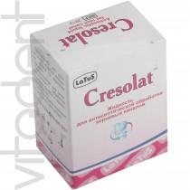 """Крезолат (Cresolat, """"Латус"""") жидкость для антисептичечкой обработки корневых каналов, 10г."""