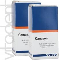 """Канасон (Canason, """"VOCO"""") рентгеноконтрастный цемент для пломбирования корневых каналов, 15г+10мл."""