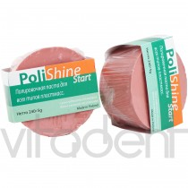 """ПолиШайн (PoliShine, """"ОЕМ-Польша"""") стартовая полировочная паста, 240г."""