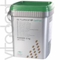 """Фуджирок ЕП (FUJIROCK EP Opti Flow, """"GC"""") супергипс 4 класс, PG-зеленый, 12кг."""