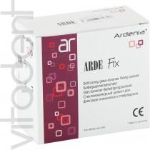 """Арде Фикс (Arde Fix, """"Ardenia"""") цемент химического отверждения для постоянной фиксации, 24г+10г."""