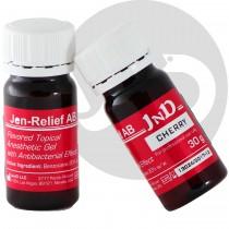 """Джен-Релиф (Jen-Relief, """"JenDental"""") аппликационный, анестезирующий гель, банка 30мл."""