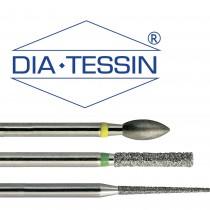 """Бор (""""Dia-Tessin"""") алмазный для турбинного наконечника, 1шт."""