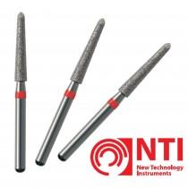 "Бор (""NTI"") алмазный для турбинного наконечника, 1шт."