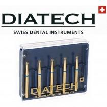 """Бор (""""Diatech"""") алмазный для турбинного наконечника, 1шт."""