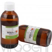 """ММА-П (""""Di Dent"""") мономер для пластмассы холодного типа полимеризации, 200г."""