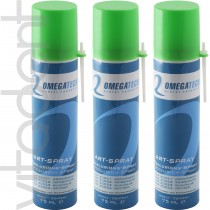 """Спрей окклюзионный (""""OmegaTech"""") зеленый, 75мл."""