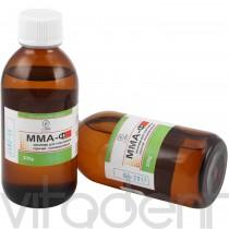 """ММА-Ф (""""Di Dent"""") мономер для пластмассы горячего типа полимеризации, 200г."""