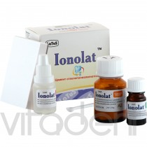 """Ионолат А3 (Ionolat, """"Латус"""") цемент стеклополиалкенатный, 20+15г."""