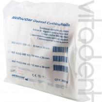 """Валики (""""Medicom"""") ватные стоматологические, упаковка 300гр."""