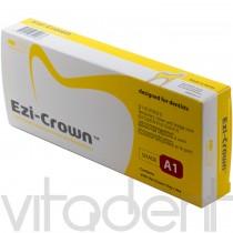 """Изи-Кроу ЛС (Ezi-Crown LC, """"Mediclus"""") А1, фотополимерный композит для изготовления коронок и мостов, 15г."""