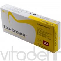 """Изи-Кроу ЛС (Ezi-Crown LC, """"Mediclus"""") А3, фотополимерный композит для изготовления коронок и мостов, 15г."""