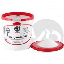 """Оксид алюминия (""""АТА АБРАЗИВ"""") 17,3мкм (F400), песок для пескоструйных аппаратов, 2кг."""