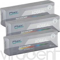 "Адсил (ADSEAL, ""Meta Biomed"") пломбировочный материал для корневых каналов, 13.5г."
