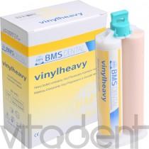 """Винилхеви (Vinylheavy, """"BMS"""") А-силикон, картридж 2х50мл."""