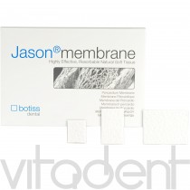"Джейсон (Jason® membrane, ""botiss"") мембрана колагенова, 30х40мм."