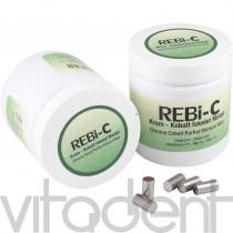 """Реби-С (Rebi-C, """"REBI Dental"""") стоматологический сплав для бюгельных протезов, 1кг."""