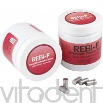 """Реби-F (Rebi-F, """"REBI Dental"""" ) стоматологический сплав для коронок и мостов на основе кобальт-хрома, 1кг."""
