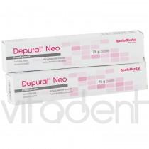 "Депурал Нео (Depural Neo, ""SpofaDental"") паста полировочная, 75г."
