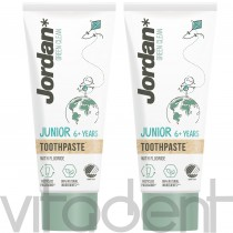 """Зубная паста (Green Clean Junior, """"Jordan"""") детская от 6 до 12 лет, 50мл."""