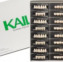 """Кайли (KAILI, """"HUGE DENTAL"""") зубы из синтетических полимеров"""
