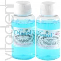 """Диасол (Diasol, """"Латус"""") жидкость для очистки алмазного инструмента, 110мл."""