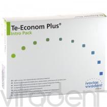 """Те-Эконом Плюс (Te-Econom Plus, """"Ivoclar Vivadent"""") микрогибридный композиционный материал, набор 4х4г."""