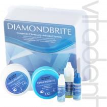"""Даймондбрайт Чемикал Куре (Diamondbrite Chemical Cure, """"Diamondbrite"""") набор химическрго отверждения, 2х14г."""