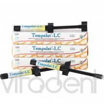 """Темполат-ЛЦ (Tempolat-LC, """"Латус"""") цемент временный светоотверждаемый, 5г."""