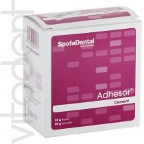 "Адгезор (Adhesor, ""SpofaDental"") цинк-фосфатный цемент, 80+55г."